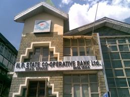 HPSCB Head Office, The Mall, Shimla